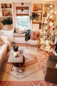 Extraordinary Christmas Living Room Decoration Ideas To Try Asap11