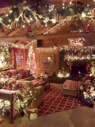 Extraordinary Christmas Living Room Decoration Ideas To Try Asap24