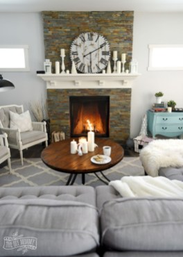 Gorgeous Winter Hygge Home Decorating Ideas To Try Asap08