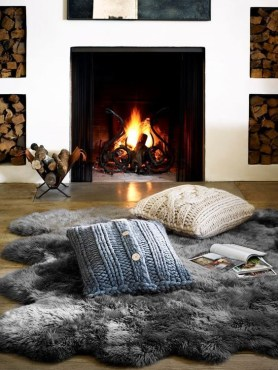 Gorgeous Winter Hygge Home Decorating Ideas To Try Asap09
