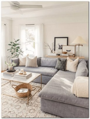 Hottest Small Living Room Decor Ideas For Your Apartment To Try19