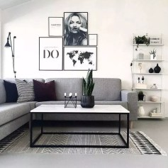 Hottest Small Living Room Decor Ideas For Your Apartment To Try20