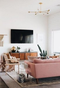 Hottest Small Living Room Decor Ideas For Your Apartment To Try27