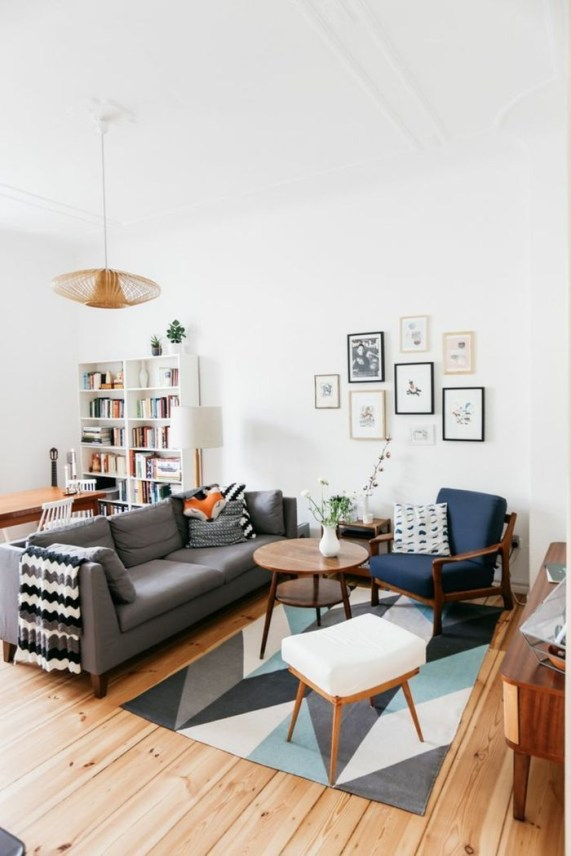 Hottest Small Living Room Decor Ideas For Your Apartment To Try34