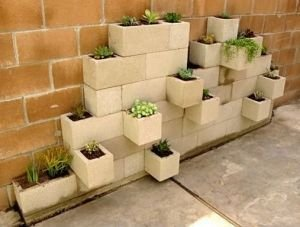 Latest Home Garden Design Ideas With Cinder Block To Try01