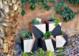 Latest Home Garden Design Ideas With Cinder Block To Try11