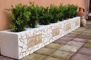 Latest Home Garden Design Ideas With Cinder Block To Try18