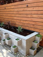 Latest Home Garden Design Ideas With Cinder Block To Try21