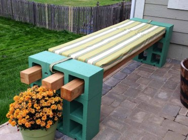 Latest Home Garden Design Ideas With Cinder Block To Try25