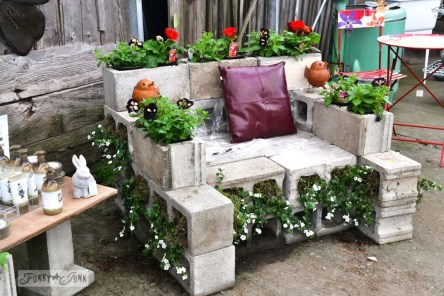Latest Home Garden Design Ideas With Cinder Block To Try36