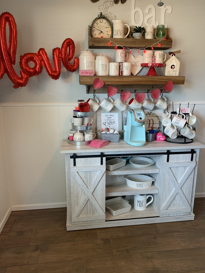 Newest Rae Dunn Display Design Ideas To Make Beautiful Decor In Your Home19