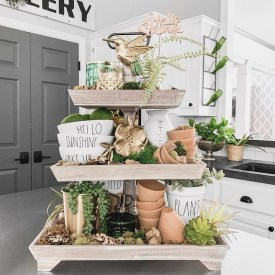 Newest Rae Dunn Display Design Ideas To Make Beautiful Decor In Your Home22