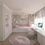 Newest Teen Girl Bedroom Design Ideas That You Need To Know It03