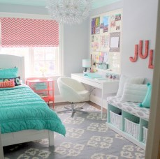 Newest Teen Girl Bedroom Design Ideas That You Need To Know It08
