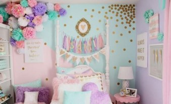 Newest Teen Girl Bedroom Design Ideas That You Need To Know It37