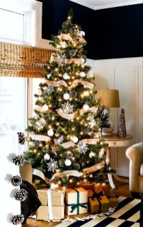 Trendy Diy Christmas Trees Design Ideas That Using Simple Free Materials04