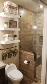 Trendy Farmhouse Bathroom Design Ideas To Try Right Now12