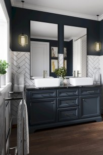 Trendy Farmhouse Bathroom Design Ideas To Try Right Now19