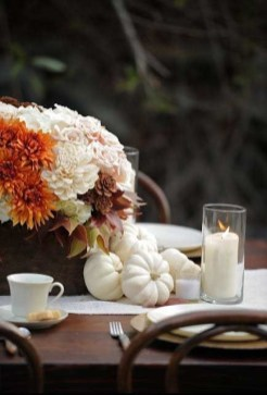Amazing Thanksgiving Tablescapes Ideas For More Taste And Enjoyful24