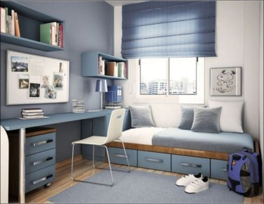Attractive Study Room Designs And Decorative Ideas For Your Sons Little Surprise07