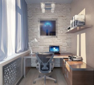 Attractive Study Room Designs And Decorative Ideas For Your Sons Little Surprise13