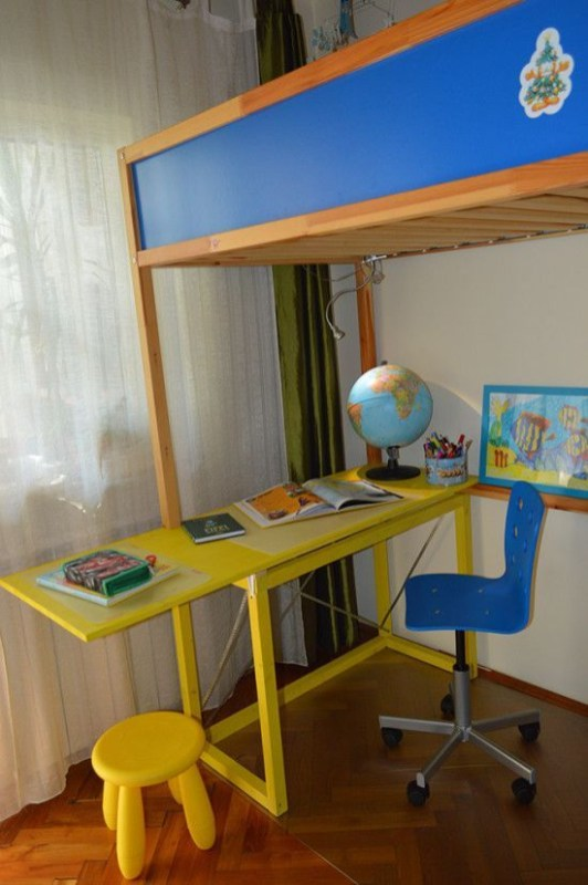 Attractive Study Room Designs And Decorative Ideas For Your Sons Little Surprise31
