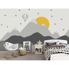 Awesome Kids Bedroom Wall Decorations Ideas That Will Make Fun Your Kids Room17