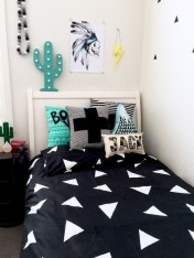 Awesome Kids Bedroom Wall Decorations Ideas That Will Make Fun Your Kids Room24
