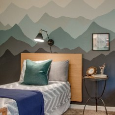 Awesome Kids Bedroom Wall Decorations Ideas That Will Make Fun Your Kids Room27