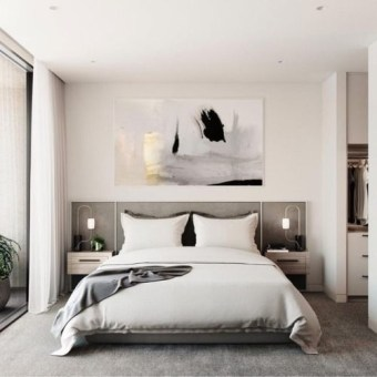 Best Minimalist Bedroom Interior Design Ideas For Your Inspiration26