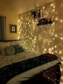Best String Lights Ideas For Bedroom To Try Asap19