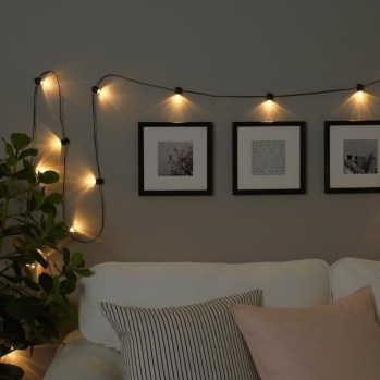 Best String Lights Ideas For Bedroom To Try Asap26
