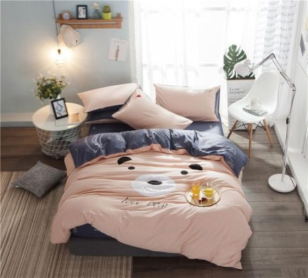 Chic Kids Bedding Sets And Decor Ideas For Cozy Kids Bedroom05