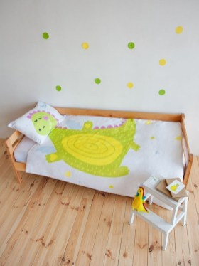 Chic Kids Bedding Sets And Decor Ideas For Cozy Kids Bedroom09