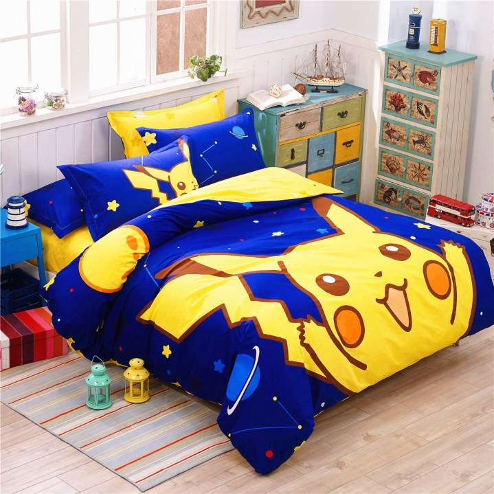 Chic Kids Bedding Sets And Decor Ideas For Cozy Kids Bedroom20