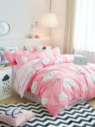 Chic Kids Bedding Sets And Decor Ideas For Cozy Kids Bedroom27