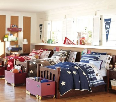 Chic Kids Bedding Sets And Decor Ideas For Cozy Kids Bedroom32