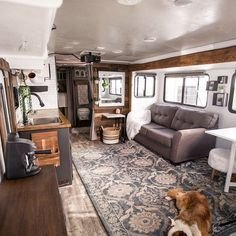Cool Rv Living Design Ideas For Your Kids To Try Asap07