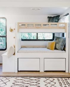 Cool Rv Living Design Ideas For Your Kids To Try Asap09