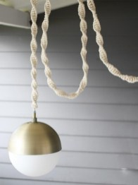 Cretive Diy Hanging Decorative Lamps Ideas You Can Make Your Own18