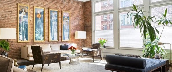 Extraordinary Brick Loft Apartments Design Ideas For Amazing Apartment Interior16