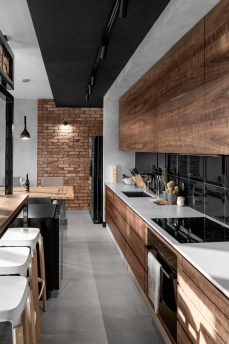 Fancy Kitchen Design Ideas That Will Make You Want To Have It17