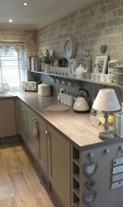 Fancy Kitchen Design Ideas That Will Make You Want To Have It23