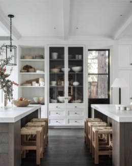 Fancy Kitchen Design Ideas That Will Make You Want To Have It31