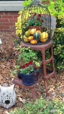 Fantastic Primitive Gardens Design Ideas That You Have To Try18