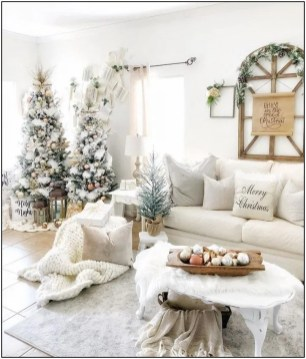 Hottest Farmhouse Christmas Decorations Ideas To Try Asap25