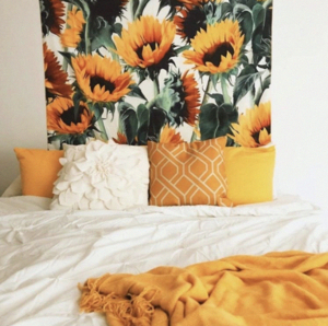 Latest Diy Sunflower Bedroom Decoration Ideas To Try Asap10