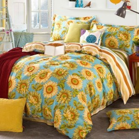 Latest Diy Sunflower Bedroom Decoration Ideas To Try Asap19