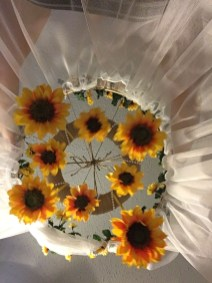 Latest Diy Sunflower Bedroom Decoration Ideas To Try Asap20