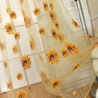 Latest Diy Sunflower Bedroom Decoration Ideas To Try Asap27